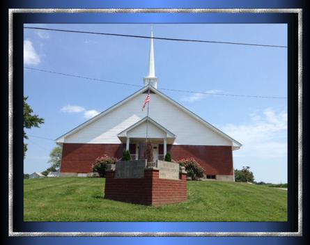 Long lick church history